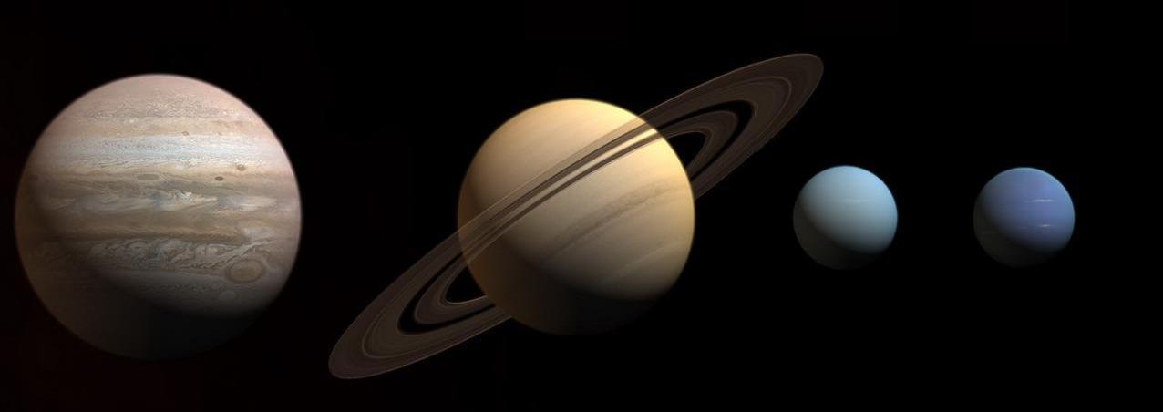 Milzu planētas